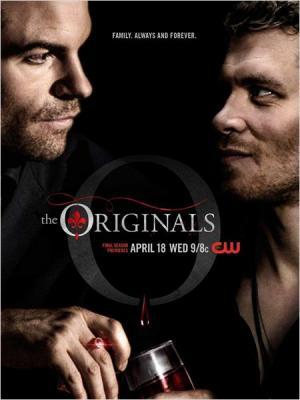 Những Ma Cà Rồng Nguyên Thủy Phần 5 - Gia Đình Thủy Tổ: The Originals Season 5