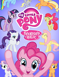 Những Chú Ngựa Pony Phần 8 My Little Pony Friendship Is Magic Ss8.Diễn Viên: Ken Phupoom Phongpanu,Namtarn Pichukkana Wongsarattanasin