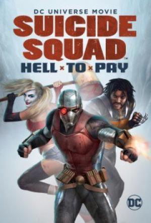 Biệt Đội Cảm Tử: Cuộc Thanh Toán Địa Ngục Suicide Squad: Hell To Pay.Diễn Viên: Christian Slater,Billy Brown,Vanessa Williams