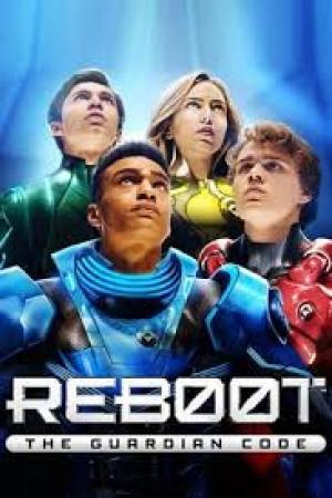 Người Bảo Hộ Reboot: The Guardian Code.Diễn Viên: Ty Wood,Ajay Friese,Gabriel Darku,Sydney Scotia