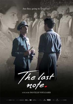 Lời Nhắn Cuối The Last Note.Diễn Viên: Tasos Dimas,André Hennicke