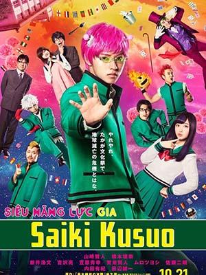 Cuộc Sống Khắc Nghiệt Của Saiki - Saiki Kusuo No Sainan