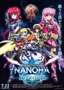 Mahou Shoujo Lyrical Nanoha: Reflection Magical Girl Lyrical Nanoha Reflection.Diễn Viên: Top Jaron Sorat,Wawaa Nichari Chokprajakchat,Oranate Dcaballes,Samutkojorn Niti