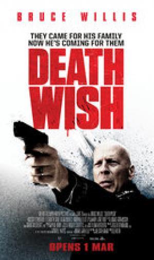 Thần Chết Death Wish.Diễn Viên: Bruce Willis,Dean Norris,Elisabeth Shue