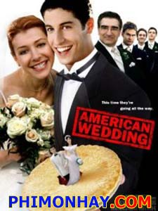 Bánh Mỹ 3 - Đám Cưới: American Pie 3