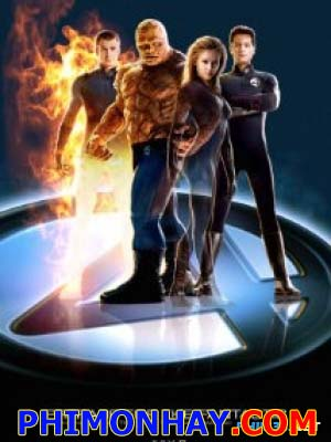 Bộ Tứ Siêu Đẳng 1 - Fantastic Four 1