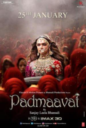Hoàng Hậu Padmaavat.Diễn Viên: Ranveer Singh,Deepika Padukone