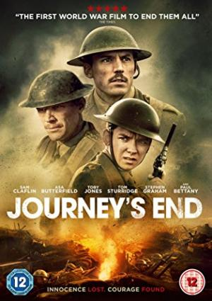 Chặn Cuối Journeys End.Diễn Viên: Asa Butterfield,Sam Claflin,Toby Jones,Paul Bettany,Stephen Graham,Tom Sturridge