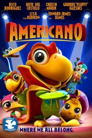 Chú Vẹt Anh Hùng Americano.Diễn Viên: Lisa Kudrow,Edward James Olmos