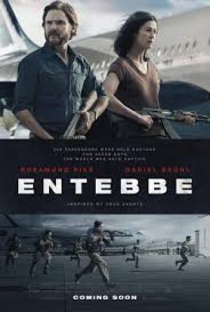 Chiến Dịch Entebbe - 7 Days In Entebbe Thuyết Minh (2018)