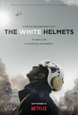Những Chiếc Mũ Bảo Hộ Màu Trắng The White Helmets.Diễn Viên: Khalid Farah,Mohammed Farah,Abu Omar
