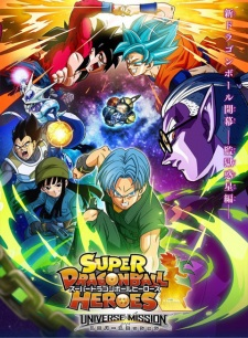 Bảy Viên Ngọc Rồng: Hành Tinh Ngục Tù Dragon Ball Heroes: Universe Mission.Diễn Viên: Masako Nozawa,Takeshi Kusao,Daisuke Gôri,Mayumi Tanaka,Miki Itô,Naoki Tatsuta