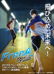 Free!: Dive To The Future - Free! 3Rd Season