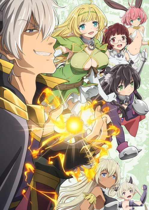 Isekai Maou To Shoukan Shoujo No Dorei Majutsu How Not To Summon A Demon Lord.Diễn Viên: Morning Glory And Kase,San