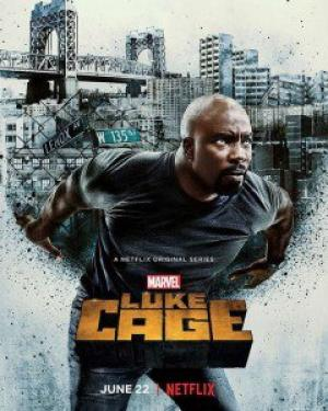 Siêu Anh Hùng Luke Cage 2 Marvels Luke Cage Season 2.Diễn Viên: Rosario Dawson,Mike Colter,Alfre Woodard,Simone Missick,Theo Rossi