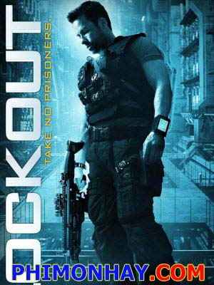 Cuộc Đình Công Lockout Unrated.Diễn Viên: Guy Pearce,Maggie Grace And Peter Stormare