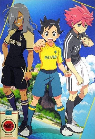Inazuma Eleven - Outer Code Việt Sub (2016)