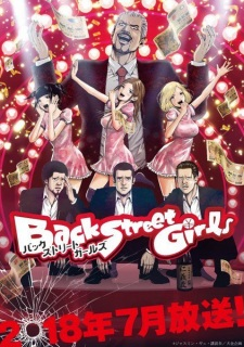 Back Street Girls: Gokudolls Washira Idol Hajimemashita.Diễn Viên: Marina Inoue,Gou Ayano,Minami Hamabe,Yuu Shirota