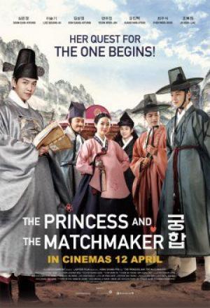 Công Chúa Và Chàng Mai The Princess And The Matchmaker/marital Harmony.Diễn Viên: Jo Bok Rae,Kim Sang Kyung,Yeon Woo Jin