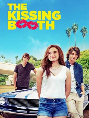 Bốt Hôn The Kissing Booth.Diễn Viên: Joey King,Joel Courtney,Jacob Elordi,Carson White