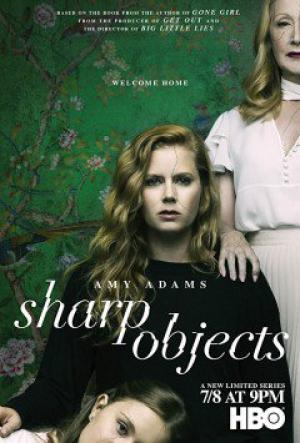 Vật Sắc Sharp Objects.Diễn Viên: Amy Adams,Patricia Clarkson,Chris Messina