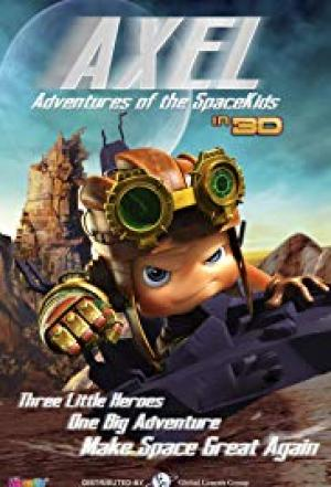 Đội Anh Hùng Nhí - Axel 2: Adventures Of The Spacekids