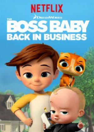 Nhóc Trùm: Đi Làm Lại The Boss Baby: Back In Business.Diễn Viên: Jp Karliak,David W Collins Dad,Pierce Gagnon