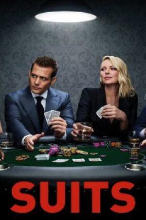 Tố Tụng Phần 8 Suits Season 8.Diễn Viên: Meghan Markle,Gabriel Macht,Sarah Rafferty