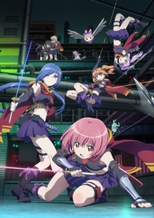 Release The Spyce The Series Is About Momo.Diễn Viên: Valvrave The Liberator