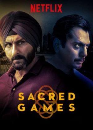 Trò Chơi Thiêng Liêng Sacred Games.Diễn Viên: Saif Ali Khan,Nawazuddin Siddiqui,Radhika Apte