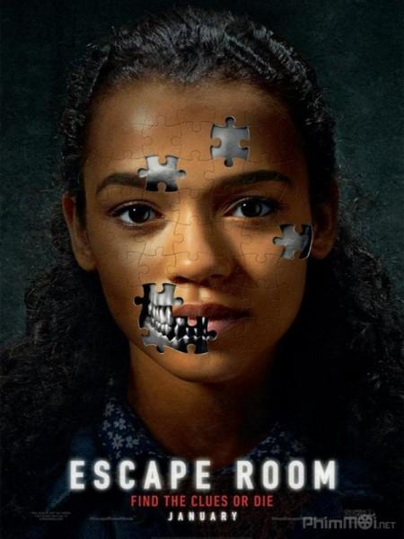 Căn Phòng Tử Thần - Escape Room Thuyết Minh (2019)