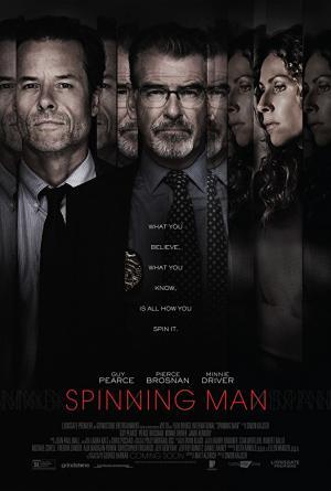 Xáo Trộn Spinning Man.Diễn Viên: Minnie Driver,Guy Pearce,Pierce Brosnan