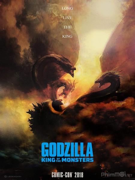 Chúa Tể Godzilla: Đế Vương Bất Tử - Godzilla 2: King Of Monsters