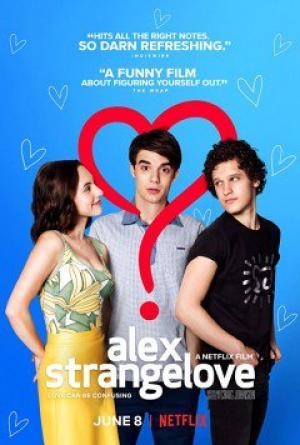 Tình Yêu Kỳ Lạ Của Alex Alex Strangelove.Diễn Viên: Michael Abela,Daniel Doheny,Brendan Archer