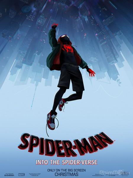 Người Nhện: Vũ Trụ Mới Spider-Man: Into The Spider-Verse.Diễn Viên: Golo López,Gallego