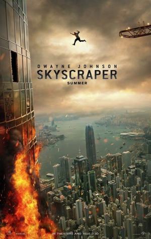 Tòa Tháp Chọc Trời Skyscraper.Diễn Viên: Dwayne Johnson,Kevin Rankin