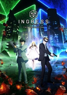 Ingress The Animation Anime Fall