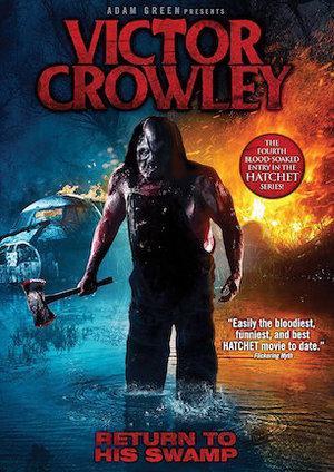 Sát Nhân Lưỡi Rìu - Victor Crowley