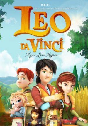 Truy Tìm Kho Báu Leo Da Vinci: Mission Mona Lisa.Diễn Viên: Cherami Leigh,Bryce Papenbrook,Johnny Yong Bosch