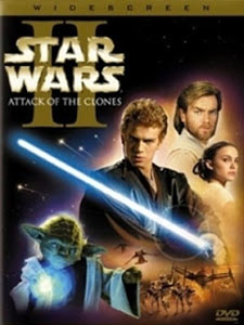 Chiến Tranh Giữa Các Vì Sao 2: Star Wars Ii Cuộc Tấn Công Của Người Vô Tính:  Attack Of The Clones.Diễn Viên: Ewan Mcgregor,Natalie Portman,Hayden Christensen