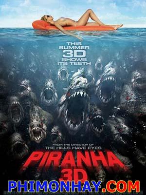Cá Hổ Ăn Thịt Người 2 - Piranha 3D