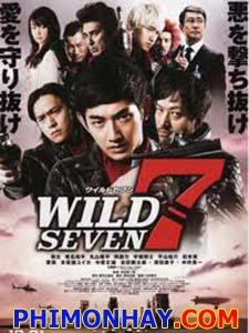 Thất Cảnh Đặc Nhiệm - Wild 7