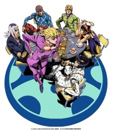 Jojo No Kimyou Na Bouken: Ougon No Kaze Jojos Bizarre Adventure Part 5: Golden Wind.Diễn Viên: Bridget Regan,Charles Parnell,Travis Van Winkle,Eric Dane,Adam Baldwin