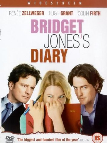 Nhật Ký Tiểu Thư Jones Bridget Jones Diary.Diễn Viên: Renée Zellweger,Colin Firth,Hugh Grant