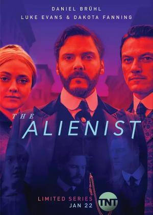 Nhà Tâm Thần Học Phần 1 The Alienist Season 1.Diễn Viên: Qorianka Kilcher,Daniel Brühl,Luke Evans,Brian Geraghty,Douglas Smith