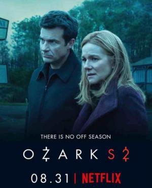 Góc Tối Đồng Tiền Phần 2 Ozark Season 2.Diễn Viên: Laura Linney,Jason Bateman,Julia Garner,Sofia Hublitz,Skylar Gaertner