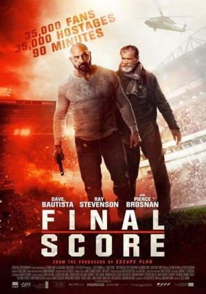 Trận Bóng Kinh Hoàng Final Score.Diễn Viên: Pierce Brosnan,Ray Stevenson