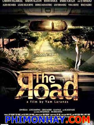 Con Đường Ma Ám The Road.Diễn Viên: Mina Villaroel,Rhian Ramos And Tj Trinidad
