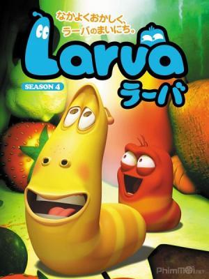 Ấu Trùng Tinh Nghịch Phần 4 Larva Season 4