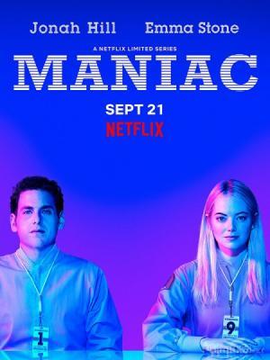Điên Loạn Maniac First Season.Diễn Viên: Cary Joji Fukunaga,Patrick Somerville